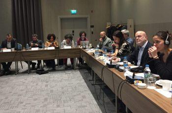 BM İnsan Hakları Savunucuları Raportörü Forst İstanbul'da