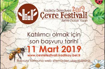 Kadıköy Çevre Festivali İçin Başvurular Başladı