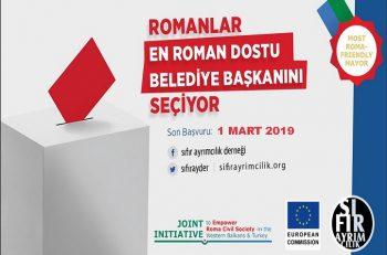 En Roman Dostu Belediye Başkanı Aday Başvuruları Başladı