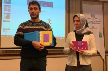 Tohum Otizm Vakfı'nın Bursa'da Eğitim Atölyeleri Tamamlandı
