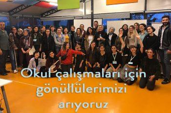 Sulukule Gönüllüleri Derneği Okul Çalışmaları İçin Gönüllülerini Arıyor