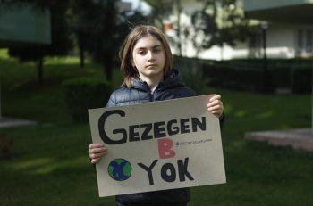 Greta'nın Çağrısına Karşılık Veren Atlas, 15 Mart'ta Eylemde