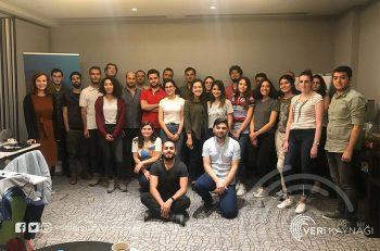 İzlemedeyiz'in Veri Kaynağı Atölyeleri Ankara İle Devam Ediyor