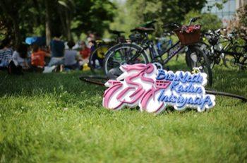 Bisikletli Kadınlar Mersin'de Buluşuyor!