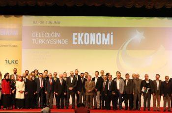 """""""Geleceğin Türkiyesiİçin Adil, Müreffeh ve Sürdürülebilir Bir Ekonomi"""""""