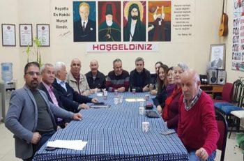 İzmir'deki Alevi STK'larıyla Söyleşi…