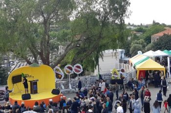 3. VegFest'e Hayvan Hakları Mücadelesi Damgasını Vurdu