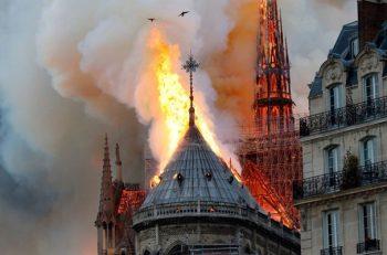 Notre-Dame Yangını Sonrası: Türkiye'de Tarihi Yapılar Ne Kadar Güvende?