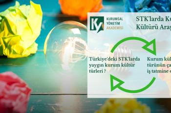 STK'larda Kurum Kültürü Araştırması
