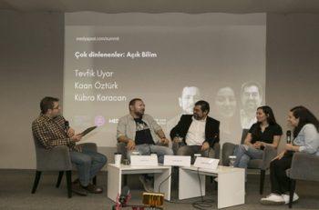 Podcast Summit Kadir Has Üniversitesi'nde Düzenlendi