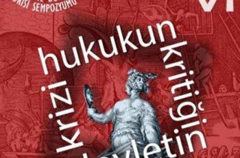Kocaeli Taş Bina'da Hukuk Teorisi Sempozyumu