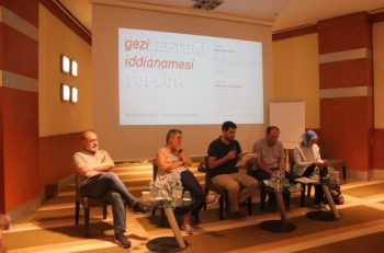 STK'lar ve Sivil Toplum Aktivistleri Gezi İddianamesi'ni Tartıştı