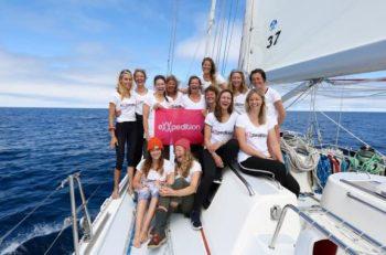 Çöp Dünyasına Yolculuk: Tümü Kadınlardan Oluşan Ekip, Dünyadaki Plastik Kriziyle Mücadele İçin Okyanusa Açılıyor