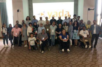"""Meydan Diyarbakır'da """"Türkiye'de Engelli Olmak"""" Konuşuldu"""