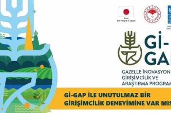 Şanlıurfa'da Girişimcilik Ekosistemine GİGAP Desteği