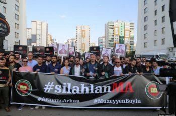 Diyarbakır Barosu'ndan Bireysel Silahlanmaya Karşı '#silahlanMA' Kampanyası