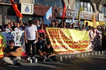 """2 Temmuz Platformu: """"Sivas'ın Işığı Sönmeyecek"""""""