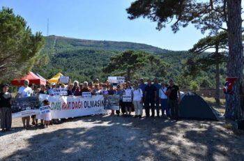 Su Nöbetindeki Çanakkaleliler: Kaz Dağları İçin Çok Geç Olmadan Harekete Geçin