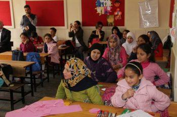 PİCTES Projesinde Suriyeli ve Türkiyeli Çocuklar Birbirlerinin Kültürlerini Tanıyacak