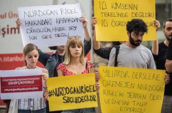 """""""İmzacı Akademisyenlerin KHK'larla İhracı Ciddi Ayıpken Nurdoğan Rigel Örneği Benzer Olayları Arttırır"""""""