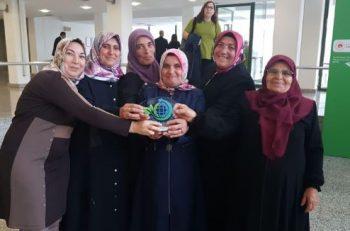 Ekolojiye Duyarlı Kadın Çiftçiler Afşar Balam Girişimi'nde Buluştu