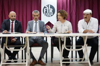 Göçebe Roman Grupları, İnanç Özgürlüğü İçin Yerel Yetkililerle Bir Araya Geldi