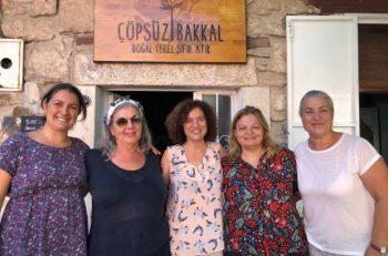 Türkiye'nin İlk Sıfır Atıklı Bakkalı; Çöpsüz Bakkal