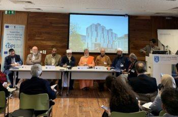 DPI'den İnanç Gruplarının ve Dini Liderlerin Çatışma Çözümündeki Rolü Toplantısı…