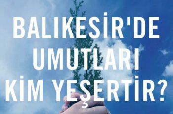 TEMA Vakfı Balıkesir'de Gönüllü İlçe Sorumluları Arıyor!