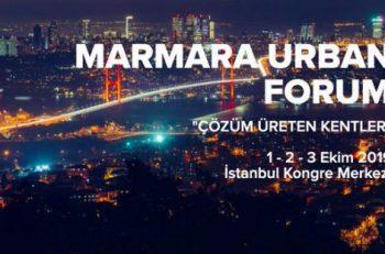 Marmara Uluslararası Kent Forumu 'Çözüm Üreten Kentler' Mottosuyla Başlıyor