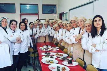 'Elinin Hamuru'yla Mutfakta: İnadına, Israrla