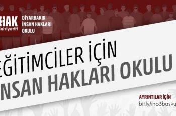 Eğitimciler için İnsan Hakları Okulu