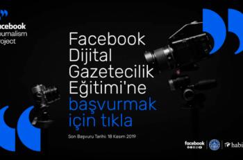 Facebook Dijital Gazetecilik Eğitimi Başlıyor