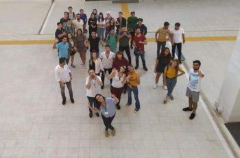 """""""Antalya'da Bir Gençlik Ağı Kurmaya Çalışıyoruz"""""""