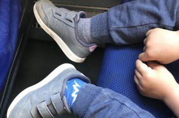 """""""Toplu Taşıma Araçlarında Çocukların Oturma Hakkı İhlal Edilmesin"""""""