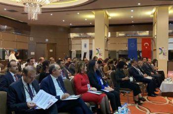 UNDP'nin İç Güvenlik Kurumlarının Sivil Gözetimi Projesi Çalıştayı Ankara'da Yapıldı