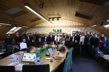 STK'ların Kamu, İş Dünyası ve Uluslararası İlişkilerini Konumlandırma Çalıştayı