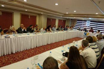 Türkiye Barış Ağı'na Doğru: Barış Vakfı, STK'lar İle Mersin'de Buluştu