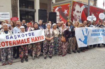 STK'lardan İzmir Valiliği'ne Çağrı: Jeotermal İhalesi İptal Edilsin