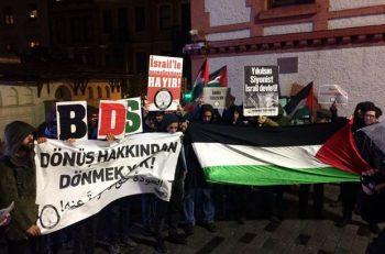 BDS Türkiye'den Dayanışma Çağrısı…