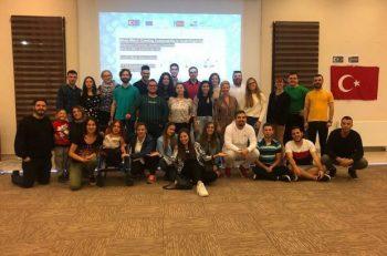 Uluslararası Ortaklık Kurma SemineriDüzenlendi