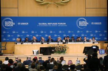 Küresel Mültecilik Forumu'nda Türkiye'den Kızılay, İHH ve COJEP Yer Aldı