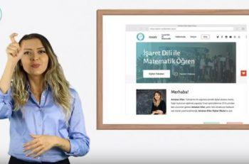 Türkiye'nin Sağırlara Yönelik İlk Dijital Okulu Açıldı