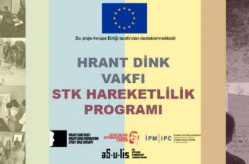 Sivil Toplum Kuruluşları Hareketlilik Programı Başvuruları Başladı