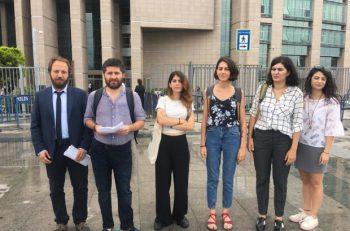 Gazeteci Dayanışma Ağı: Bugün Yan Yana Durabilmek Bile Kıymetli