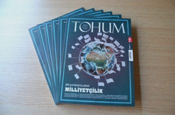 TOHUM 'Milliyetçilik' Sayısı İle Raflarda