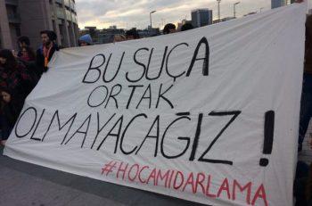 'Barış Akademisyenleri Suçlamayı Kabul Etmeyip Adaletin Peşinden Gitti'