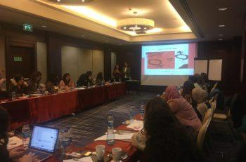Arap Kadınlar, İstanbul'da Cinsiyet Eşitliği ve Kadının Siyasi Temsilini Konuştu