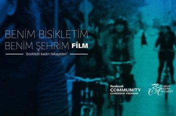 Benim Bisikletim Benim Şehrim Film Gösterimi