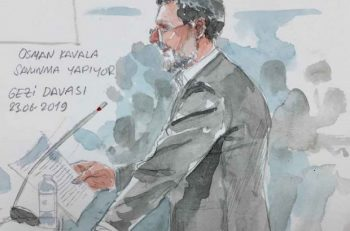 Gezi Davası'nın Krolonojisi Kitapçıkta Toplandı